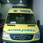INEM 28-HV-99 Mercedes 2009/06